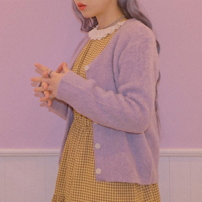 cloudy cardigan ( 4 color )